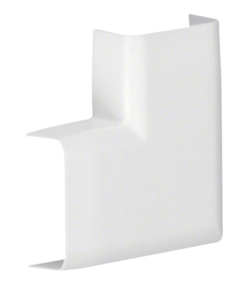 2 ngulos planos hager blanco ref 11819906 leroy merlin. Black Bedroom Furniture Sets. Home Design Ideas