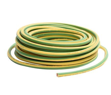 cable lexman amarillo y verde 10mm2 ref 17915786 leroy merlin. Black Bedroom Furniture Sets. Home Design Ideas