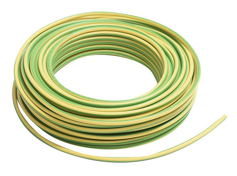 cable lexman amarillo y verde 10mm2 ref 18367461 leroy merlin. Black Bedroom Furniture Sets. Home Design Ideas