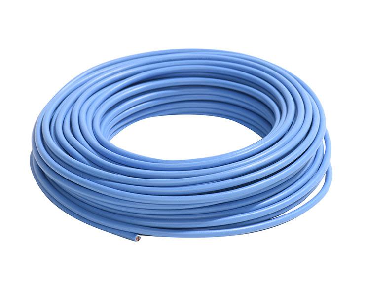 cable lexman azul ref 17915240 leroy merlin. Black Bedroom Furniture Sets. Home Design Ideas
