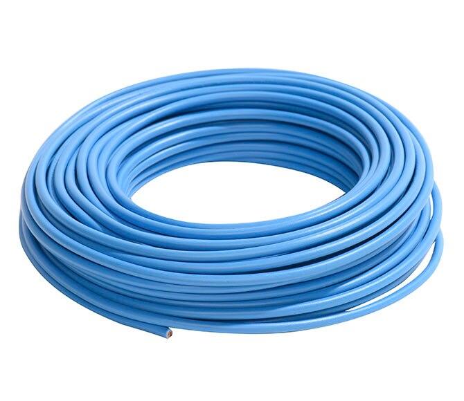 cable lexman azul ref 17915800 leroy merlin. Black Bedroom Furniture Sets. Home Design Ideas