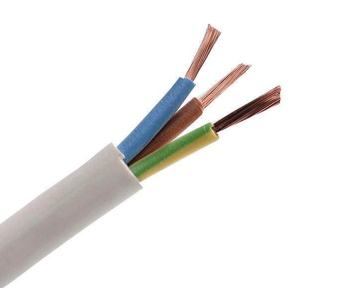 Cable lexman blanco h05vv f ref 17914253 leroy for Aspiradoras leroy merlin