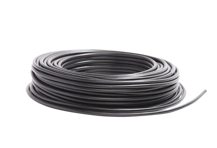 cable lexman negro ref 17915205 leroy merlin. Black Bedroom Furniture Sets. Home Design Ideas