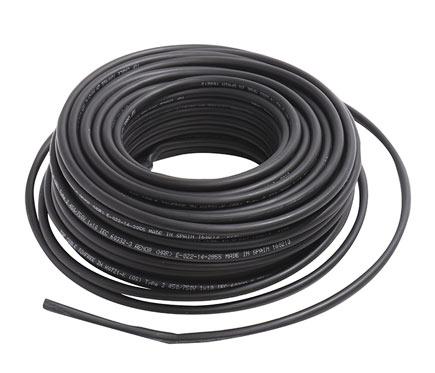 cable lexman negro 10mm2 ref 17915653 leroy merlin. Black Bedroom Furniture Sets. Home Design Ideas