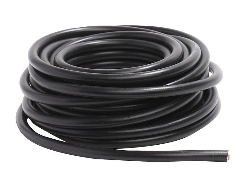 8b2970a4ee2 Negro RVK 3G6mm2 LEXMAN · Manguera de cable ...