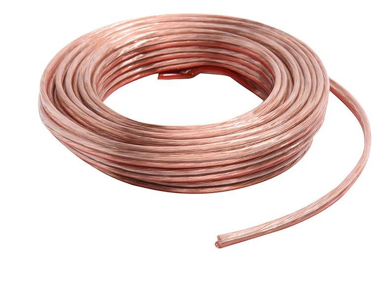 Cable de altavoces hi fi lexman 2x1 5 ofc 20m ref - Cable de altavoces ...
