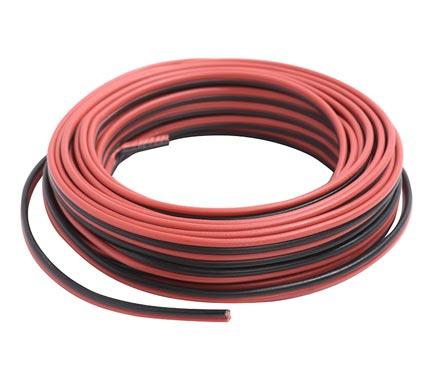 Cable de altavoces hi fi lexman 2x1 5 negro rojo 5m ref - Cable de altavoces ...
