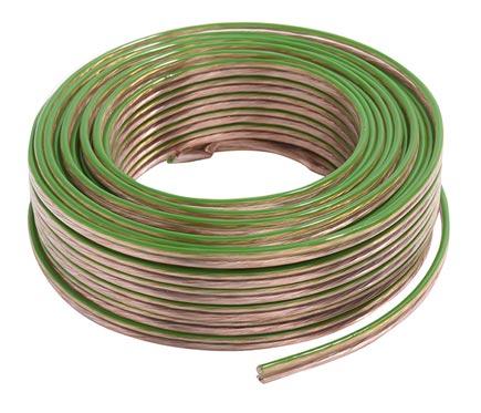 Cable de altavoces hi fi lexman 2x2 5 ofc 20m ref - Cable de altavoces ...