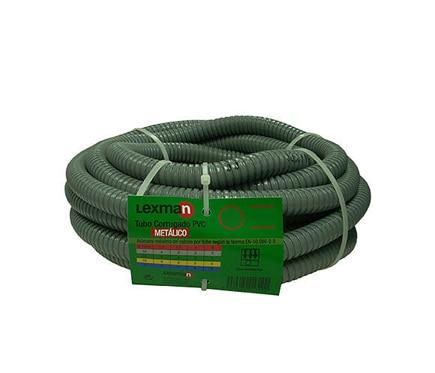Lexman TUBO Acero PVC 20