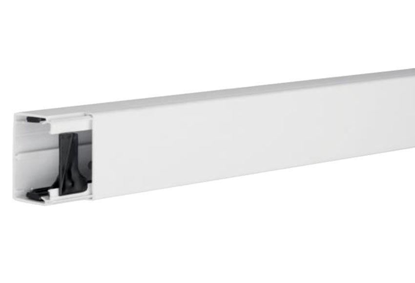 Tubo r gido de pvc canal clima 40x60 blanco ref 13855625 - Tubos pvc blanco ...