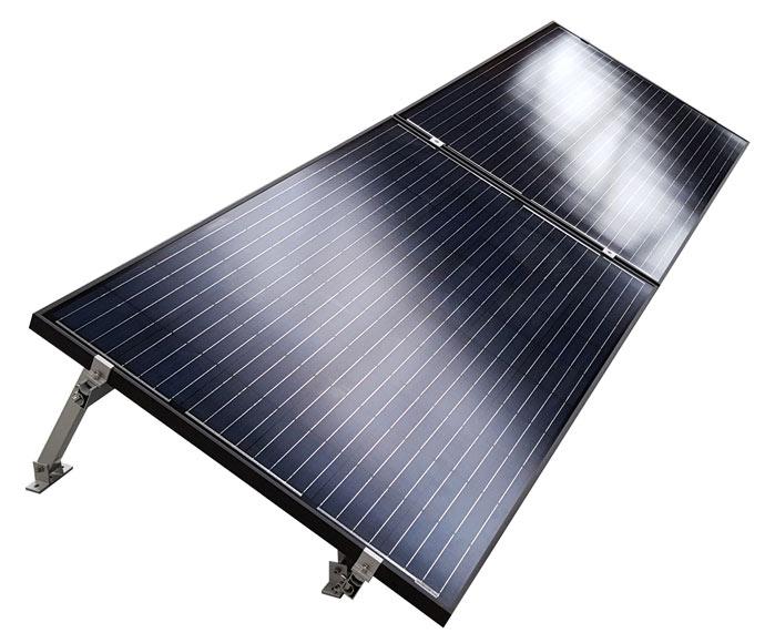 Kit de iluminaci n solar technosun easyplug ref 17552360 - Leroy merlin iluminacion ...