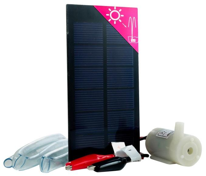 Kit micro bomba de agua solar xunzel microsolar ref - Kit solar leroy merlin ...