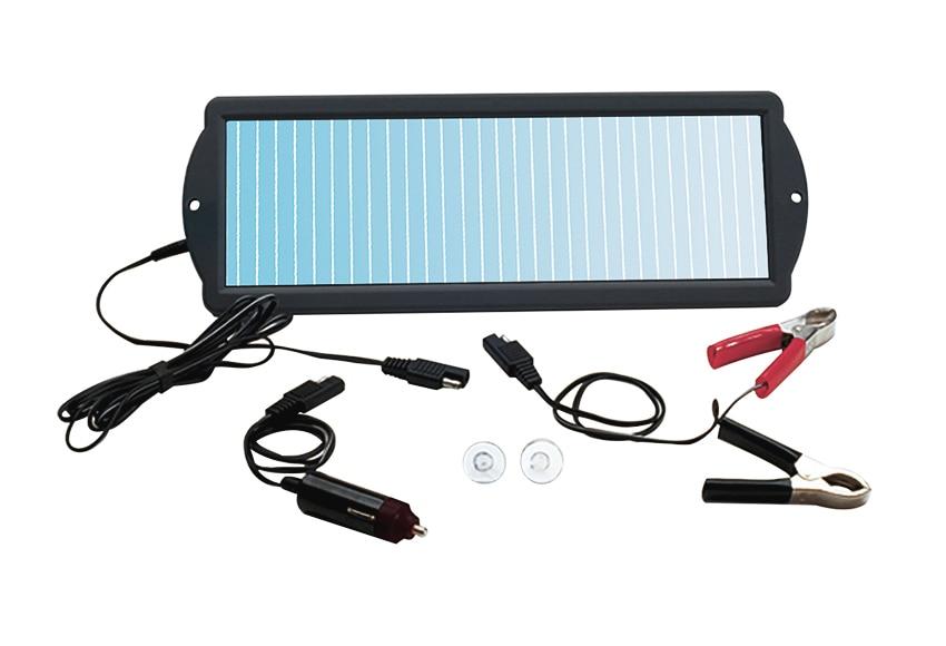 Kit panel solar xunzel power f 12v ref 13841681 leroy - Kit solar leroy merlin ...