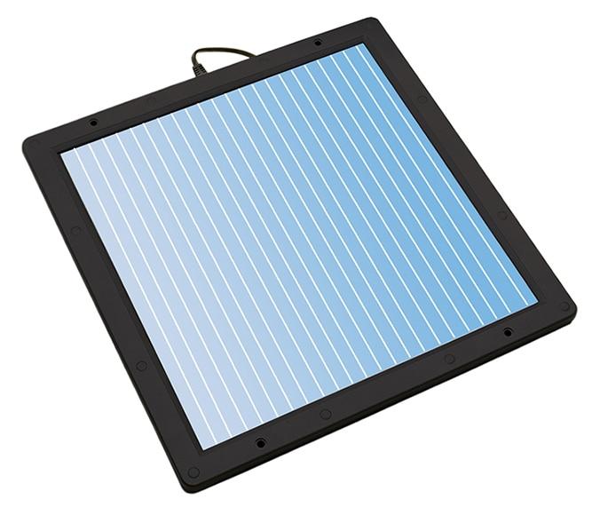 kit panel solar xunzel power f 12v ref 13841702 leroy