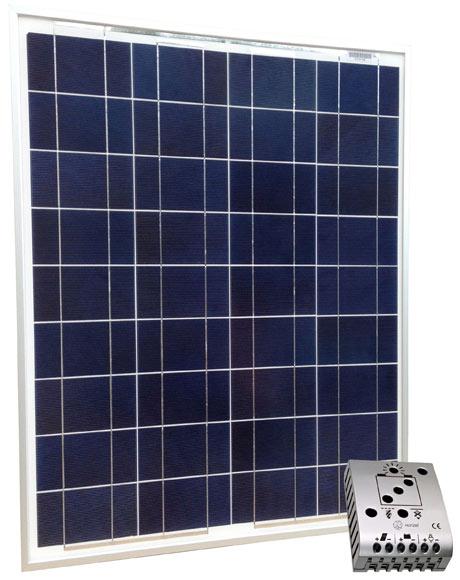 Kit de iluminaci n solar xunzel solarcruise 12v ref for Kit placas solares leroy merlin