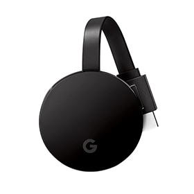 Reproductor multimedia  GOOGLE ChromeCast 4K