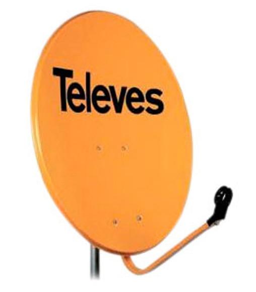 antena sat lite telev s 80 cm ref 11409440 leroy merlin