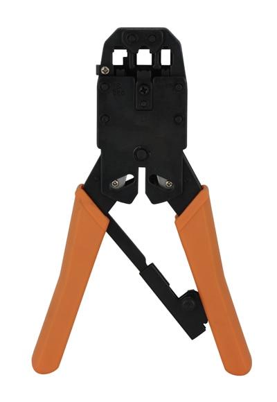 crimpadora evology rj6 rj11 rj45 ref 16027984 leroy merlin. Black Bedroom Furniture Sets. Home Design Ideas