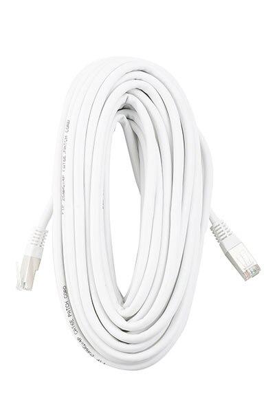 cable rj45 evology cat 6 10m ref  18584251