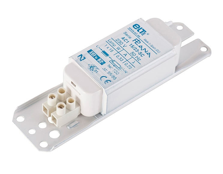 Reactancia electromagn tica ref 10200295 leroy merlin - Tubo fluorescente 36w precio ...