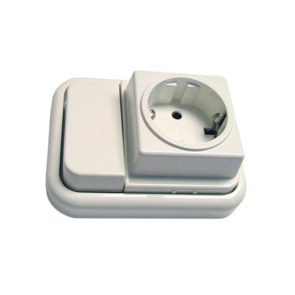 Interruptor conmutador enchufe fontini kristal ref - Interruptores y enchufes ...