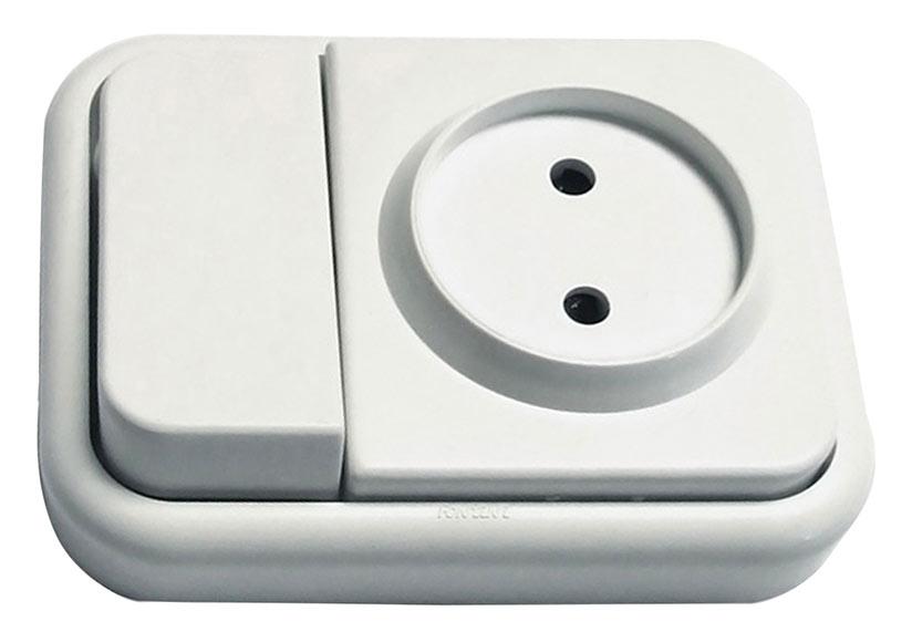 Extractor De Baño Con Interruptor:Interruptor/Conmutador + Enchufe ...