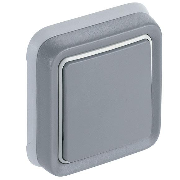 Interruptor conmutador de empotrar legrand plexo ref - Leroy merlin interruptores ...