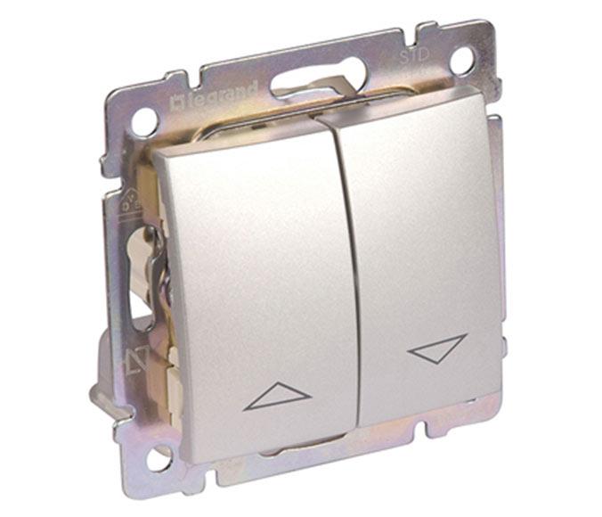 Interruptor persianas legrand valena ref 17600576 leroy - Interruptor general automatico ...