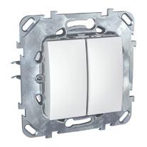 Schneider unica plus leroy merlin - Interruptor doble conmutador ...