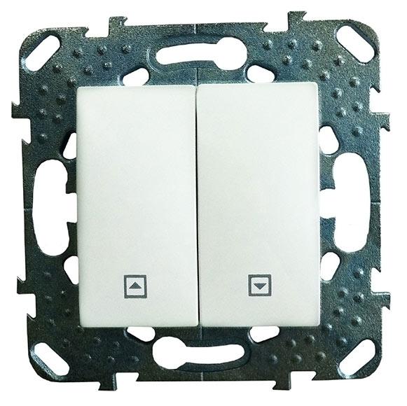 Interruptor persianas schneider unica plus ref 12927250 - Schneider unica plus ...
