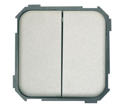 Interruptor conmutador doble simon 31 ref 14807863 leroy merlin - Interruptor simon 31 ...