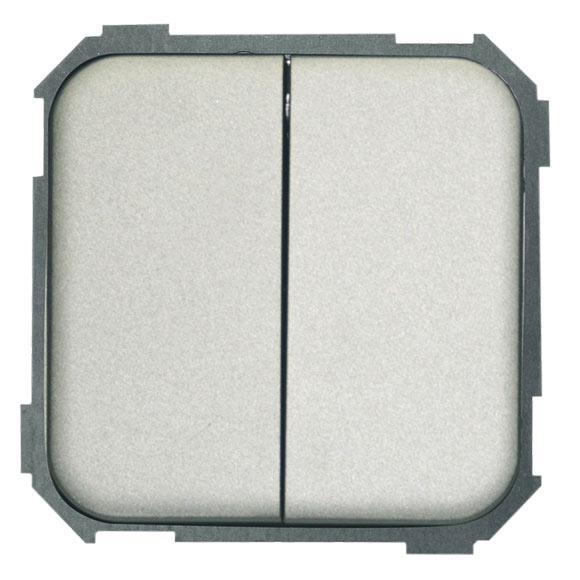 Interruptor conmutador doble simon 31 ref 14807863 - Interruptor doble conmutador ...