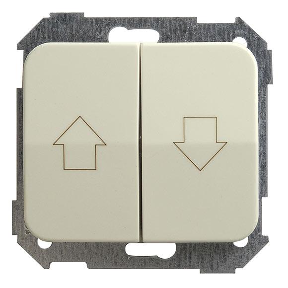 Interruptor persianas simon 75 ref 14808346 leroy merlin - Interruptores simon 75 ...