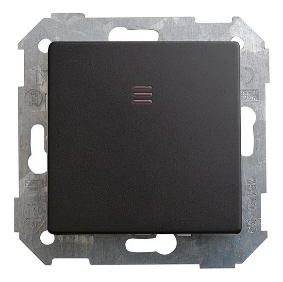 Interruptor conmutador con luz simon 82 ref 12843404 - Conmutador de luz ...