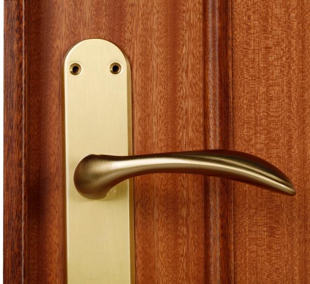 Puerta de interior maciza atenas sapelly ref 13395410 leroy merlin - Puertas de interior ikea ...