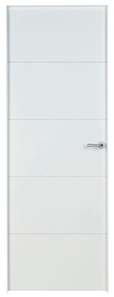 Puerta de interior holanda lacada blanca ref 15431906 for Puerta lacada blanca