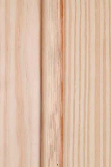 Puerta de interior con cristal malaga pino doble ref for Leroy malaga catalogo