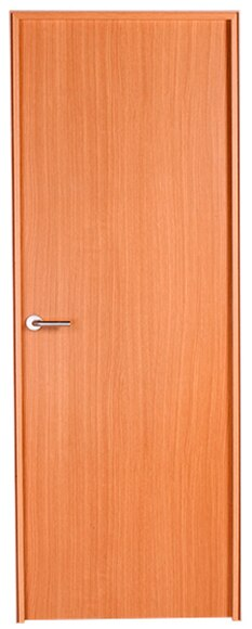 Puerta de interior menorca roble ref 15721055 leroy merlin for Puertas de roble interior