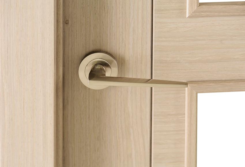 Ampliar imagen for Puerta interior gris