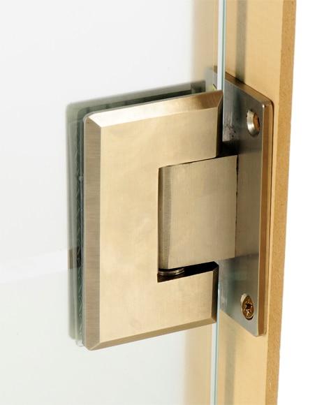Puerta cristal corredera Dakota Inox - Leroy Merlin
