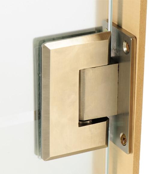 Puerta cristal abatible denver leroy merlin - Puertas abatibles cristal ...