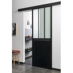 Puertas correderas de cristal leroy merlin - Puertas de aluminio leroy merlin ...
