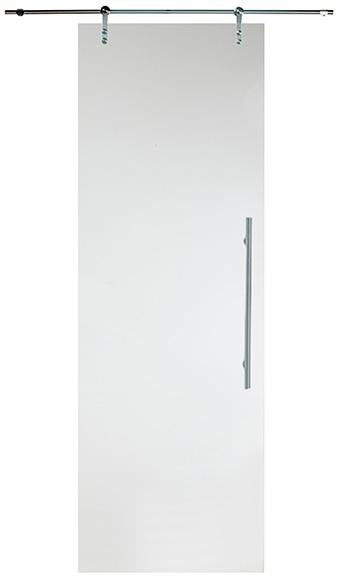Puerta de cristal corredera puerta cristal corredera - Guia puerta corredera leroy merlin ...