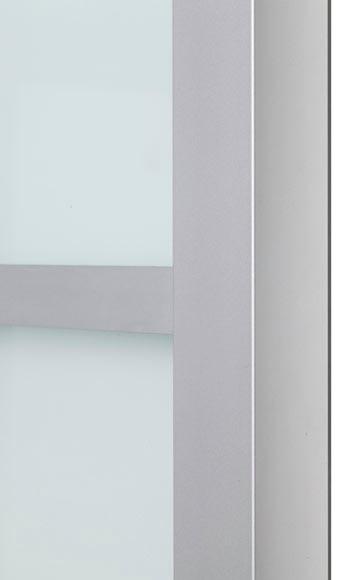artens puerta cristal corredera aspen aluminio ampliar imagen