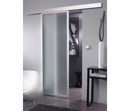 Puerta cristal corredera aspen espejo leroy merlin for Espejo para puerta