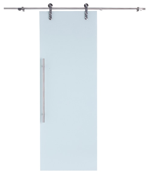 Puerta cristal corredera florida blanca artens puerta for Puerta corredera blanca