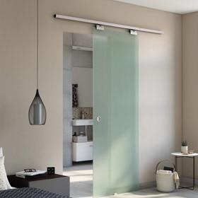 Puerta de cristal corredera artens puerta cristal - Ikea pinzas cocina ...