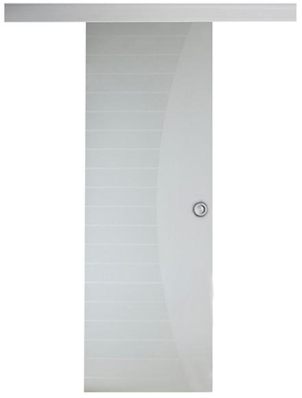 Puerta de cristal corredera puerta cristal corredera vermont aluminio ref 16148734 leroy merlin - Leroy merlin puertas correderas cristal ...