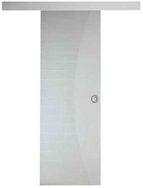 Puerta de cristal corredera puerta cristal corredera for Motor puerta corredera bricodepot