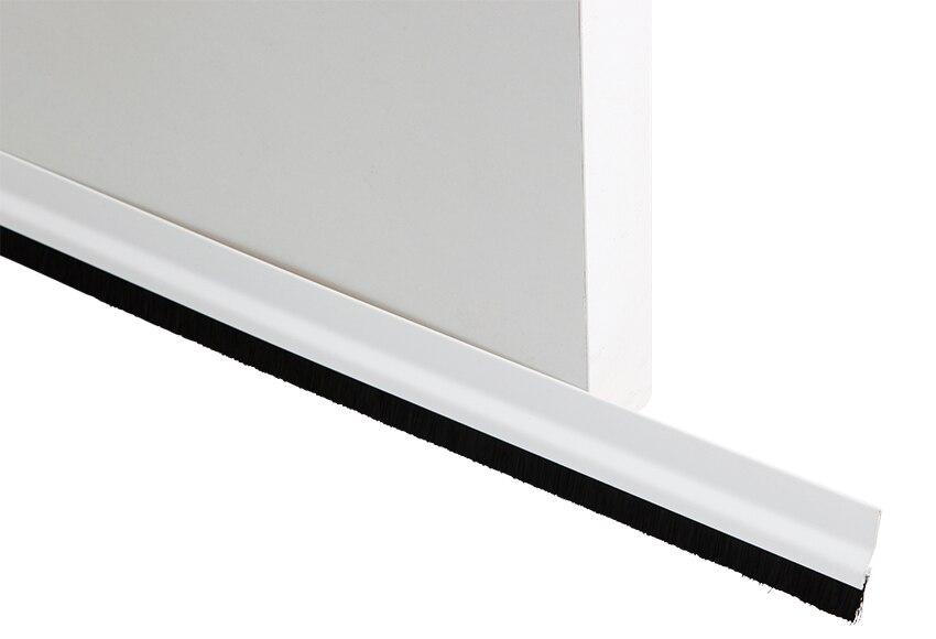 Burlete bajo puerta de espuma bresme adhesivo aluminio ref - Espuma alta densidad leroy merlin ...